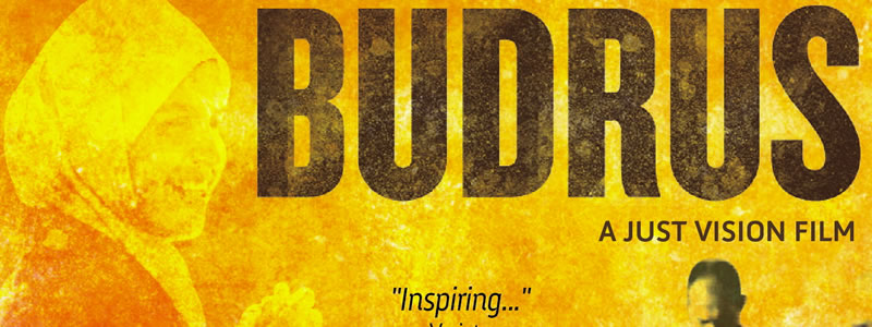 banner for Budrus