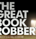 Title image from The Great Book Robbery