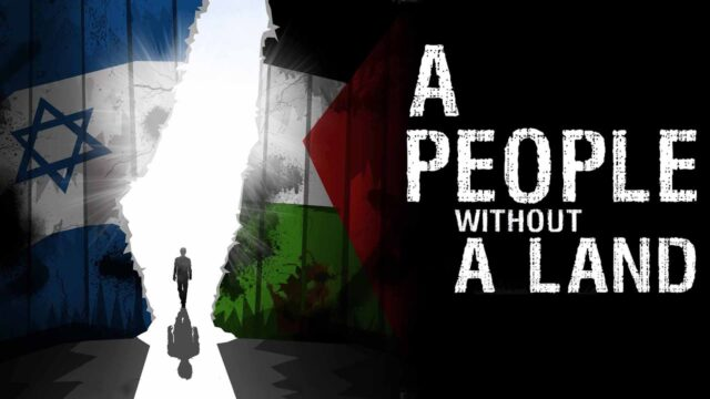 Title image from A People Without a Land