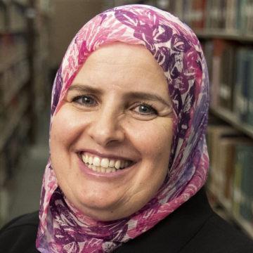 Ahlam Muhtaseb, panelist