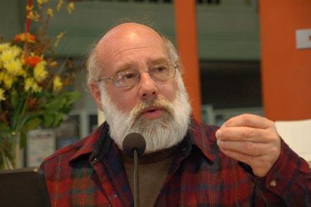 Jeff Halper, speaker