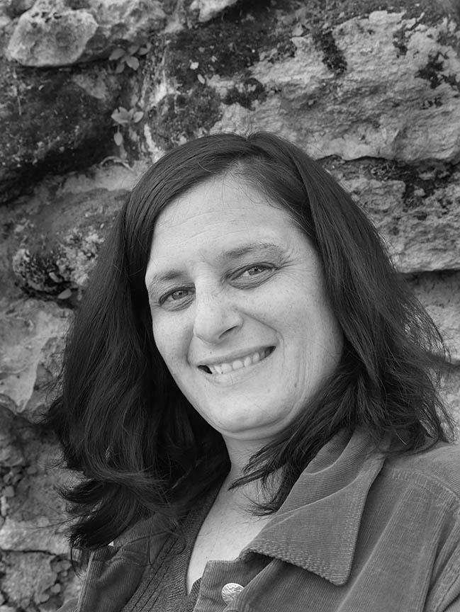 Jen Marlow, author and panelist