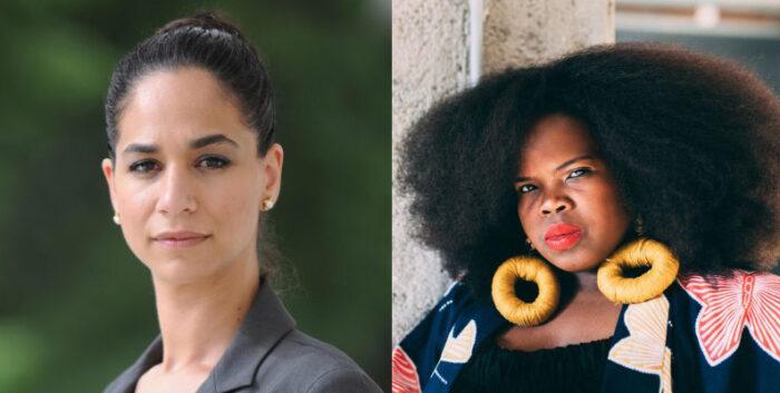 Noura Erakat and Danielle Ponder, speakers