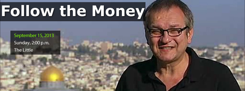 banner for Follow the Money