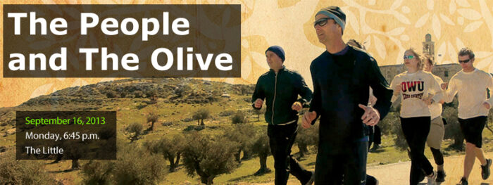 Banner image - The People and the Olive