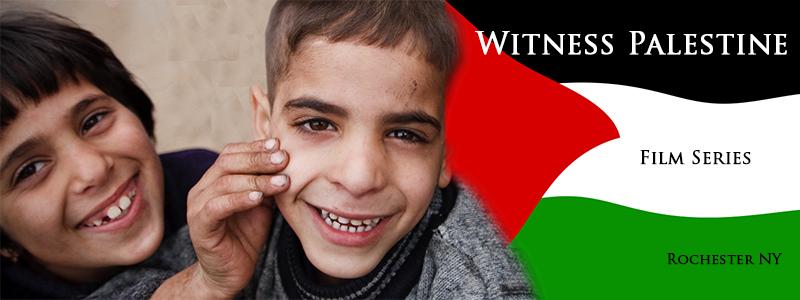 Witness Palestine Film Series