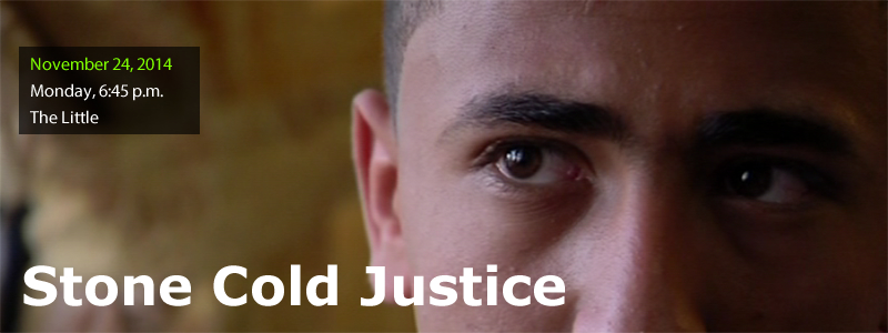 Banner for Stone Cold Justice