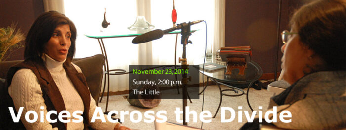 Banner for Voices Across the Divide