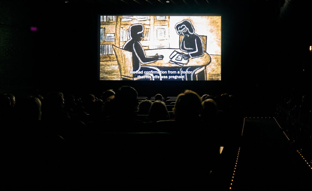 WPFF 2018: Naila and the Uprising at The Little Theatre