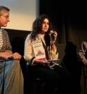 Panelists Melanie Duguid-May & Areej Masoud, 2016