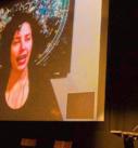 Filmmaker Lia Tarachansky on Skype (2014)