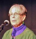 Moderator Elaine Johnson (2014)